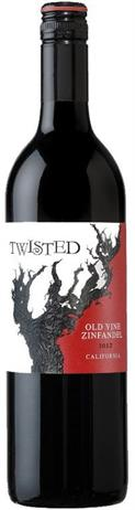 Twisted Wine Cellars Zinfandel Old Vine